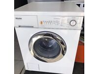 MIELE Novotronic 7kg washing machine 1400 spin £150 good condition
