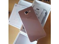 New Samsung Galaxy A3 2016 phone in exclusive Pink Gold