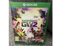 Plants Vs Zombies GW2 Xbox One Game