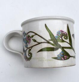 FREE old Port Merion mug, suitable as plant pot etc.