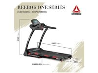 Available! FIVE STAR RATED_ Reebok Treadmill