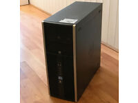 Powerful i5 8GB 320GB HP Desktop Computer Workstation