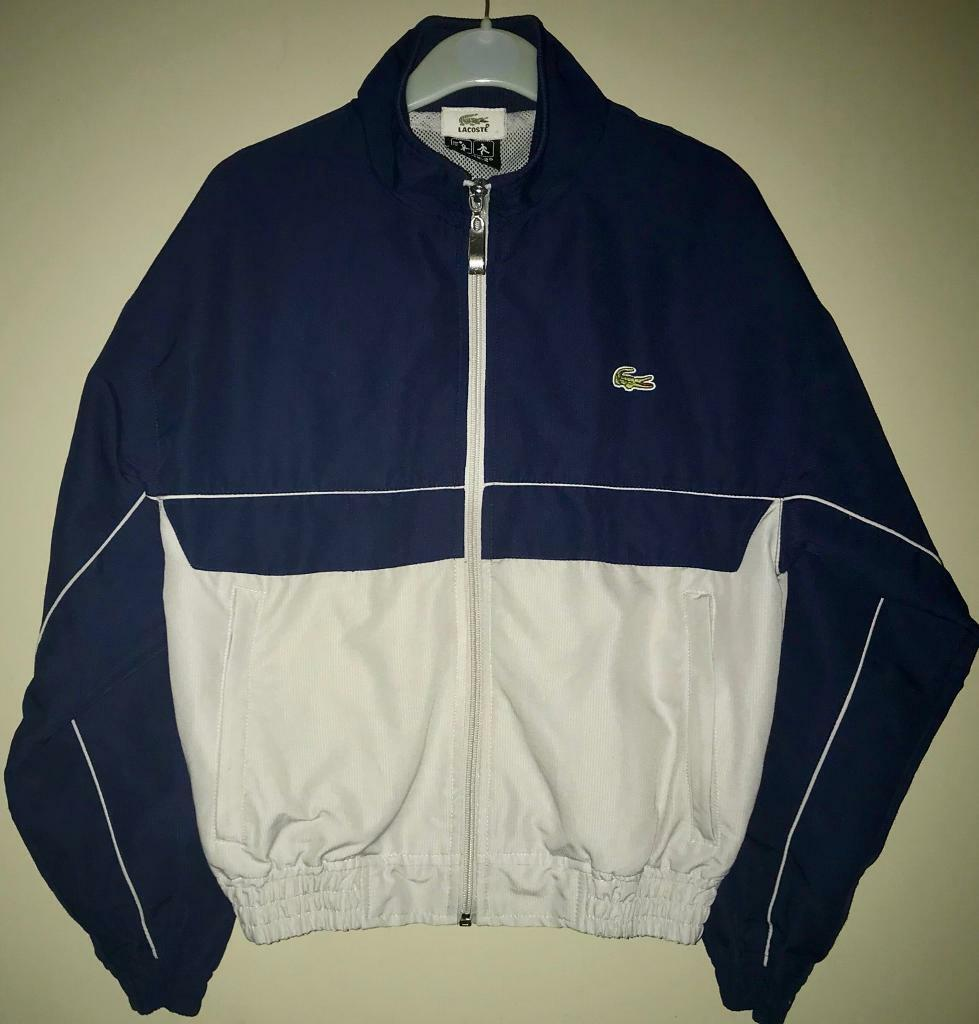 Boys 8/9 yrs lacoste jacket