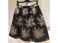 Brand New Coast A Line Skirt UK 12