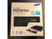 Samsung Slim Portable DVD Writer 8X DVD+R DL Double layer