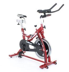 Spin bike/exercise bike/but mostly sprint bike