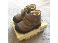 Winter boots baby boy size 20 Primigi