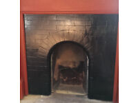 Fireplace Surround | 1930s Style Tiles