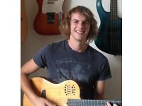 Fun Guitar Lessons for all ages+abilities - Professional Guitarist and Teacher - FREE 1st lesson!!!