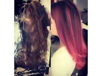 Grupon based prices! Grab a bargain, full head highlights £55 only