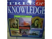 "Complete Marshall Cavendish ""Tree of life"" encyclopedia."
