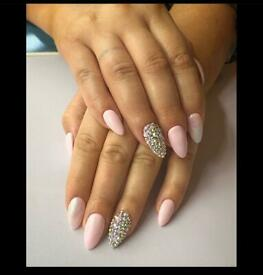 Mobile nails service