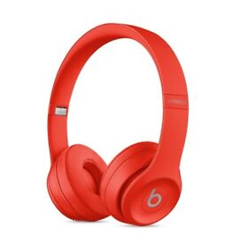Beats Solo3 Wireless On-Ear Headphones - RED(Special Ed)
