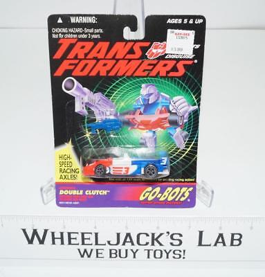 G2 Double Clutch 1994 MISB Sealed Vintage Hasbro Transformers Action Figure