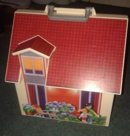 Playmobil Small Dolls House with Furniture