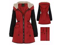 Brand new with tags ladies coat 12-14