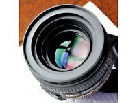 Nikon 2180 50mm F/1.4 G AF-S Lens + HOYA FILTER