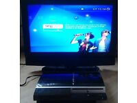 ( OFFER'S FOR QWICK SALE ) PS3 , TV , BUNDLE
