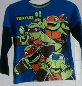 New Turtles Tops