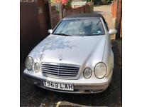Mercedes clk 230 Convertible