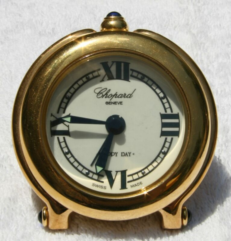 Chopard Alarm Clock