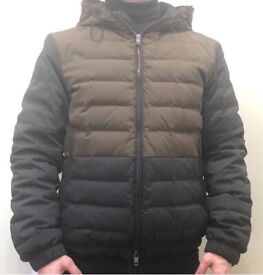 Z Zegna feather down jacket - small