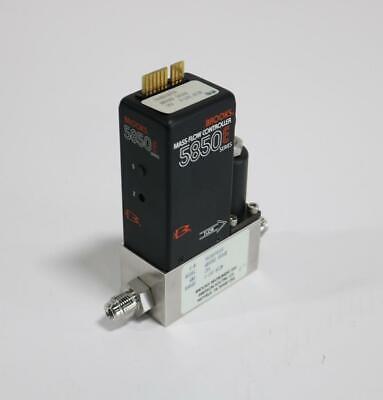 Brooks Instruments 5850e Mass Flow Controller 100 Sccm Cf4