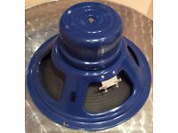 "Celestion Alnico Blue Speaker - 12"", 8ohm, ideal for Vox amp"