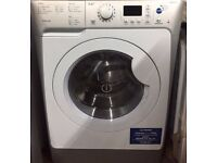 55 Indesit PWDE8148 8+6kg 1400 Spin White LCD SensorDry Washer/Dryer 1 YEAR GUARANTEE FREE DEL N FIT