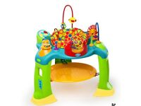 Mothercare jumperoo baby sit in toy