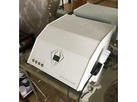 Crystal Clear Microdermabrasion Machine + products
