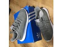 Adidas originals Tubular Shadow Solid grey granite white Size 9