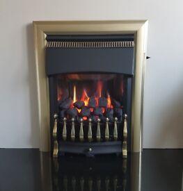 Valor Colourway Slimline 3.4 KW Inset Gas Fire