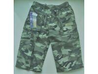 Boys new shorts
