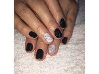 Nail technician/beauty therapist/manicure/acrylic nails/gel polish/pedicure/waxing
