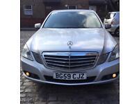 Mercedes E220 cdi with PCO