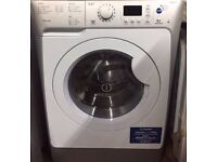 45 Indesit PWDE8148 8+6kg 1400 Spin White LCD SensorDry Washer/Dryer 1 YEAR GUARANTEE FREE DEL N FIT