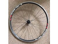 Shimano WH-R500 Clincher Back Wheel 700c Black
