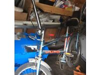 Raleigh chopper 1973 mk2