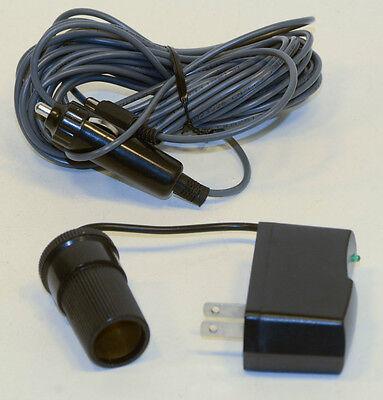 541 Ac Adapter & Power Cord For Meade Etx-90ec Etx-125