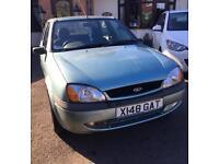 Ford Fiesta 1.2 5 door MOT expired, 44k miles