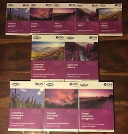 CIPS Level 6 Course and Revision Books (Chartered Institute of Procurement & Supply)
