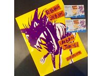 Rolling Stones 1990 'UrbanJungle' Tour Programme
