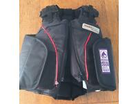 Child's body / back protector 6-9 years