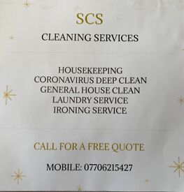 Cleaning services for busy people
