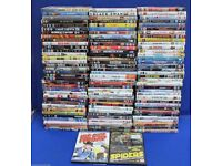 Lots of DVDs for sale!