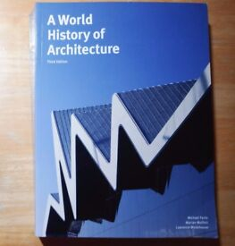 A World History of Architecture - 3rd Edition (used, very good condition)