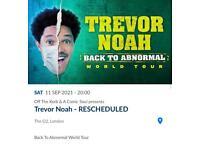 2 x Trevor Noah tickets