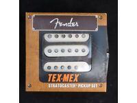 Fender Tex Mex Stratocaster Pickups
