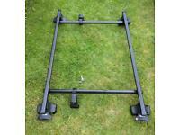 Mini Cooper / One roof rack / roof bars 2006-2013 R56